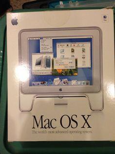 Original Mac OSX Packaging | Flickr: Intercambio de fotos