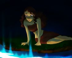 Soooo here's more art of Moana! This is just my own random concept of a scene (believ. Moana and the Unknown Arte Disney, Disney Fan Art, Disney And More, Disney Love, Disney And Dreamworks, Disney Pixar, Moana Disney, Polynesian Girls, New Disney Movies