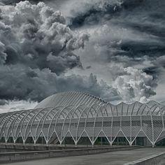 Florida Polytechnic University's IST Building: Awe-Inspiring Architecture!