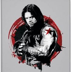 Bucky the winter soldier