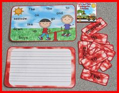Scrambled Spring Sentences is a fun literacy center that is FREE for a limited time to help celebrate our recent TpT milestone! Kindergarten Literacy Stations, Kindergarten Freebies, Kindergarten Writing, Early Literacy, Reading Activities, Literacy Activities, Literacy Centers, Teaching Reading, Guided Reading