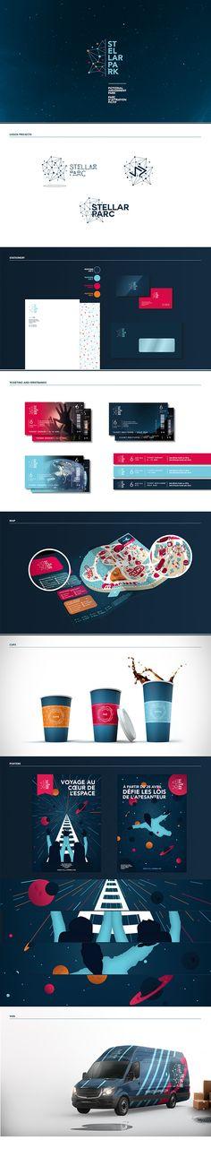 Branding project on Behance.