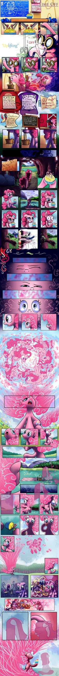 An Epic My Little Pony Comic
