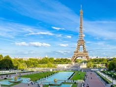 See the sights of Paris and burn off all that delicious French food at the exact same time! Sounds like a win to us.