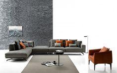 Divani design 2013 - Dalton Soft di Ditre Italia - Prodotti - Design