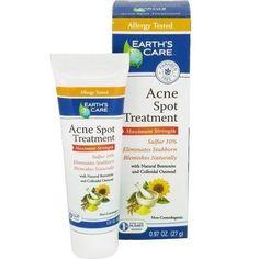 Earth's Care Acne Spot Treatment (1x.97 Oz)