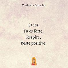 Energie Positive, Vie Positive, Affirmations Positives, Mood, Staying Positive, Self Esteem, Gratitude, Self Love, Positivity