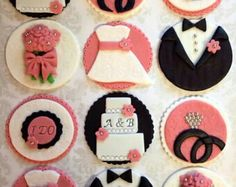 24 belleza y la mejor Helado//Glaseado Cupcake Topper Comestible Hada Cake Bollo Toppers