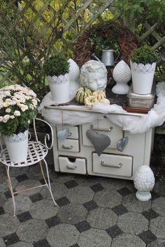Kleine Herbstdeko - Wohnen und Garten Foto