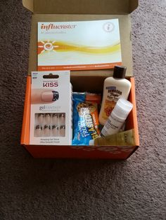 Influenster Caliente VoxBox  #CalienteVoxBox #EscapewithHT #RiceKrispieTreats #KissGelFantasy #MujerDove  received these products complimentary for testing purposes from Influenster.
