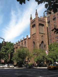 Church of the Ascension, Greenwich Village, NYC