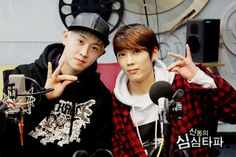 Seogoong & Kidoh <3 Topp Dogg