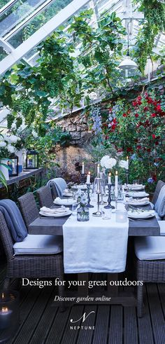 Scopri giardino on-line Garden Furniture Design, Wooden Garden Furniture, Back Garden Design, Vegetable Garden Design, Small Backyard Landscaping, Backyard Patio, Back Gardens, Outdoor Gardens, Side Garden