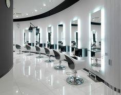 VEZZOSI   Progettazione arredamenti per parrucchieri e saloni