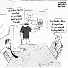 HBR Turkiye -Strategic Humor