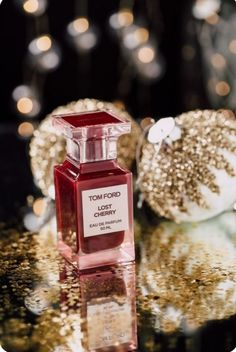 Lost Cherry By Tom Ford – Eau De Parfum - Fragrances perfume - Perfume Tom Ford, Best Perfume, Perfume Oils, Perfume Bottles, Perfumes Gucci, Perfume Hermes, Perfume Versace, Homemade Gifts, Perfume Collection