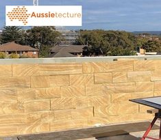 Aussietecture natural stone supplier has a unique range natural stone products for walling, flooring & landscaping. Sandstone Cladding, Sandstone Wall, Natural Stone Wall, Natural Stones, Stone Supplier, Stone Masonry, Wall Cladding, Landscape Design, Make It Simple