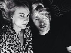 There needs to be more pictures of Jenna and Josh in this world.