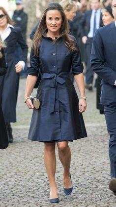 Знаменитости: Стиль образцовой английской модницы Пиппы Миддлтон