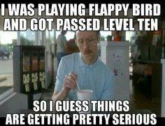 Flappy bird lol
