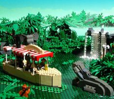 Jungle Cruise Lego
