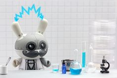 Photo by Criss Garcia #toy #dunny