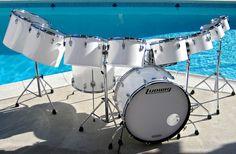 "Bermuda Schwartz Ludwigs from the The ""Weird Al"" Yankovic Band"
