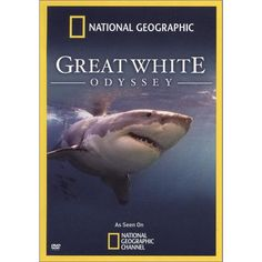 National Geographic: The Great White Odyssey (dvd_video)