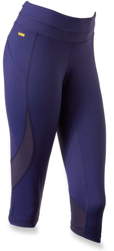 At REI Outlet: Lole Run Capri Pants — Great for outdoor spring training.