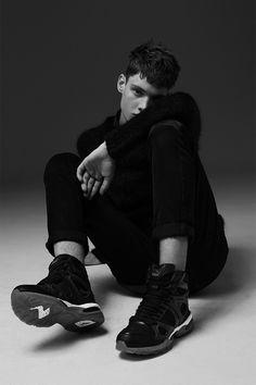 McQ by Alexander McQueen x PUMA Fall/Winter 2014 Lookbook » Fucking Young!