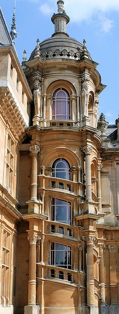 French chateau 5 by ruthhallam, via Flickr