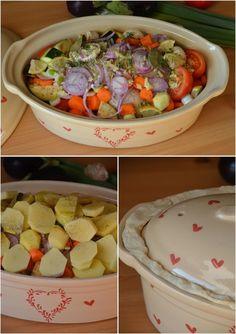 Ce n'est pas vraiment un baeckeoffe, ce célèbre plat traditionnel alsacien à base de viandes, de pommes de terre et de légumes....non pas tout à fait. Il se trouve que jai eu l'agréable surprise d'être contactée par Gregory, créateur d'un site de vente...