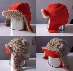 Plus de 10 bonnets et chapeaux d hiver à coudre   tutoriels de couture   94d81a96d55