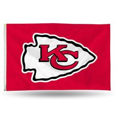 Kansas City Chiefs NFL 3ft x 5ft Banner Flag
