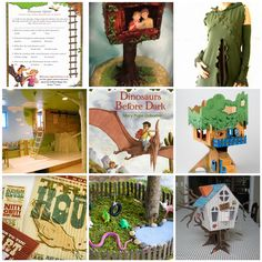 Magic Tree House party and activity links