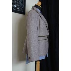 Αγόρασε: γυναικείο σακάκι μάλλινο ψαροκόκαλο με € 60,00 ή βρες περισσότερες προσφορές στην κατηγορία Γυναικεία Ταγιέρ & Σακάκια - Vendora.gr Herschel Heritage Backpack, Shopping, Fashion, Moda, Fashion Styles, Fashion Illustrations