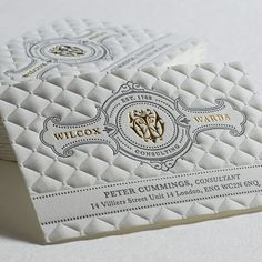http://www.jukeboxprint.com/inspirations/3d_embossed_business_cards_with_gold_foil_printing.php