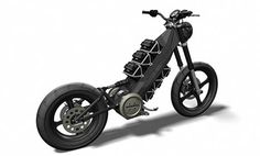 Enertia Electric Motorcycle To Hit Stores In Early 2008 : TreeHugger