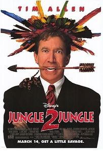 Jungle 2 Jungle posters for sale online. Buy Jungle 2 Jungle movie posters from Movie Poster Shop. We're your movie poster source for new releases and vintage movie posters. Family Movie Night, Family Movies, Funny Family, Funny Movies, Great Movies, Classic 90s Movies, Indie Movies, Comedy Movies, Love Movie