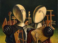 giorgio di chirico montepulciano exhibition