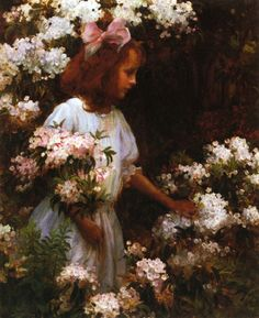 The Athenaeum - Jane Huntington McKelvey Charles Courtney Curran - 1910  Painting - oil on canvas Height: 56.2 cm (22.13 in.), Width: 45.72 cm (18 in.)