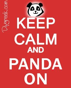 """We have available a stencil to create your version of """"Keep Calm"""" signs. The stencil is designed to work on a standard 8x10 canvas and with the symbols from our sorority stencils. The artwork for """"Panda..."""" is available to our customers for download. #alpha, #omicron #pi #aopi, #panda, #keep calm, #sister, #big sister, #greek, #sorority, #greek, #craft, #handmade"""