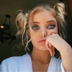 Giovanna chavez loira de coquinho bagunçado @giovannachavez instagram Hoop Earrings, Instagram, Photography, Beauty, Jewelry, Idol, Girls, Photos, Fashion