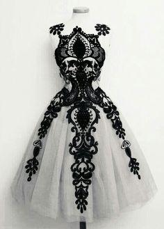 #dress  #encaje #vestido