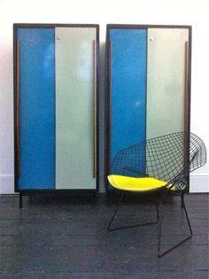 Lockers by Willy Van Der Meeren - 1923-2002