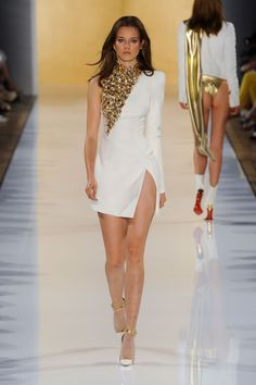 Alexandre Vauthier at Couture Fall 2012 - StyleBistro
