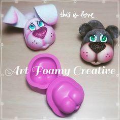 No pares de soñar e imaginar lo que Quieres!! No hay límites!! Súper recomendadas termoformas Prodisni. Encuéntralas en nuestra tienda virtual. 😍🤗😘#foamy #foami #gomaeva #microporoso #termoformas #prodisni #artfoamycreative Foam Crafts, Diy And Crafts, Biscuit, Clay Figurine, This Is Love, New Hobbies, Love Art, Piggy Bank, Scrapbook