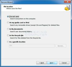 How to Recover Permanently Deleted Files in your PC