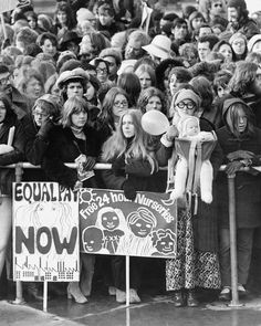 Women's Lib, 1971 , London