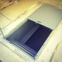 Our New Supercell Storm Shelter
